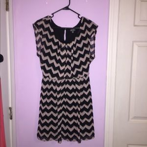 chevron dress!